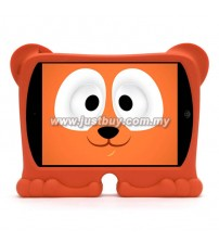 iPad 2, iPad 3, iPad 4 Griffin Kazoo Animal Stand Up Silicone Case - Fox