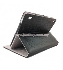 Acer Iconia A1-810 Cute Skin Leather Case - Black