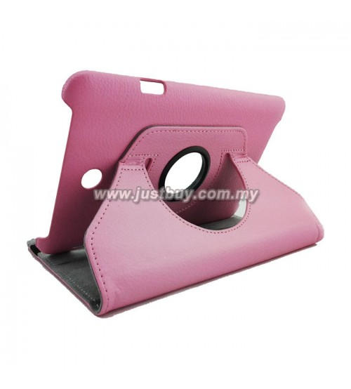 Asus Memo Pad HD 7 ME173x 360 Degree Rotation Case - Pink