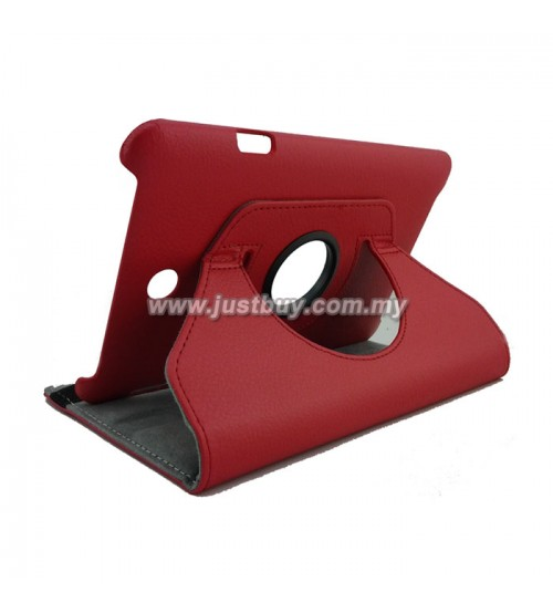 Asus Memo Pad HD 7 ME173x 360 Degree Rotation Case - Red