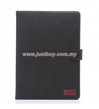 iPad Air 2 Premium Leather Case - Black