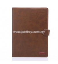iPad Air 2 Premium Leather Case - Brown