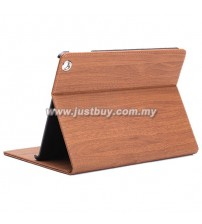 iPad Air 2 Wood Grain Smart Cover - Brown