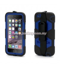 iPhone 6 Griffin Survivor All-Terrain Waterproof Case - Blue