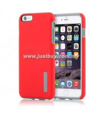 iPhone 6 INCIPIO DUALPRO Hard Shell Absorbing Core Case - Red