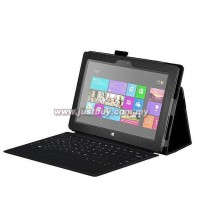 Microsoft Surface PRO Leather Case - Black