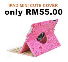 iPad Mini Cute Cover