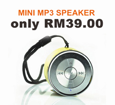 Mini MP3 Speaker