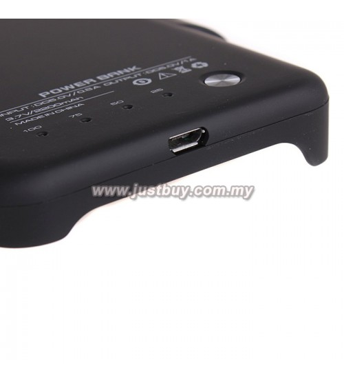Buy BlackBerry Z10 2200mAh External Battery Case - Black