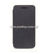 Blackberry Z10 Nillkin Shape Fashion Flip Case - Black