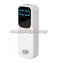 GP XPB21 2000mAh Power Bank - White