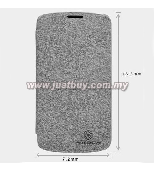 Google Nexus 4 E960 Nillkin Protection Case - Grey