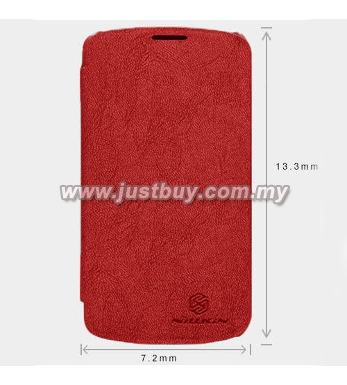 Google Nexus 4 E960 Nillkin Protection Case - Red