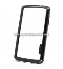 Google Nexus 5 TPU Bumper Case - Black
