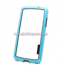 Google Nexus 5 TPU Bumper Case - Blue