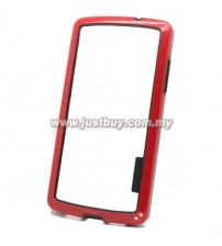 Google Nexus 5 TPU Bumper Case - Red