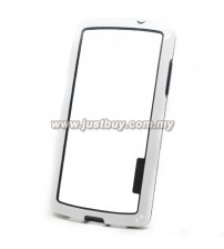 Google Nexus 5 TPU Bumper Case - White