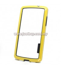 Google Nexus 5 TPU Bumper Case - Yellow