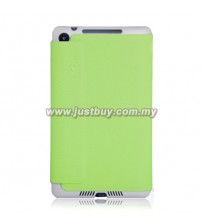 Google Nexus 7 (2013) Slim Book Case - Green