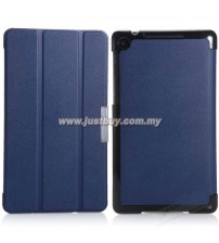 Google Nexus 7 (2013) Ultra Slim Flip Case - Blue