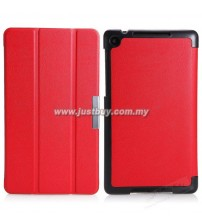 Google Nexus 7 (2013) Ultra Slim Flip Case - Red