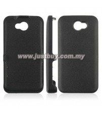 HTC One X 3500mAh External Battery Case - Black