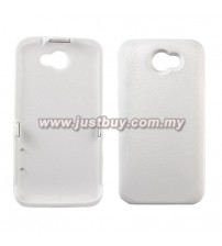 HTC One X 3500mAh External Battery Case - White