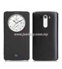 LG G3 Quick Circle Flip Cover - Black