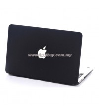 MacBook PRO Retina 13 Inch / 15 inch Matte Hard Cover Case - Black