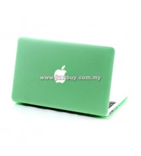 MacBook Air 11.6, 13.3 Matte Hard Cover Case - Green