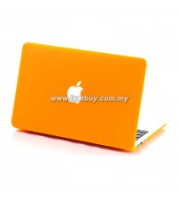 MacBook Air 11.6, 13.3 Matte Hard Cover Case - Orange