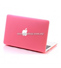 MacBook PRO Retina 13 Inch / 15 inch Matte Hard Cover Case - Pink