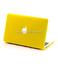 MacBook Air 11.6, 13.3 Matte Hard Cover Case - Yellow
