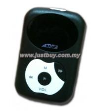 Mini Stereo Speaker MP3 Player - Black