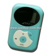 Mini Stereo Speaker MP3 Player - Blue