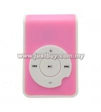 Mini MP3 Player - Pink