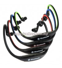 Sport MP3 With Wireless Bluetooth