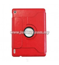 Acer Iconia A1-810 360 Degree Rotation Case - Red