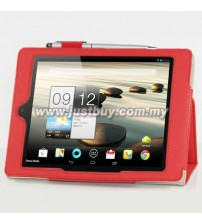 Acer Iconia A1-810 Leather Case - Red