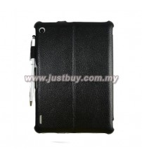 Acer Iconia A1-810 Premium Leather Case - Black