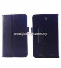 Acer Iconia Tab 7 A1-713 Leather Case - Black