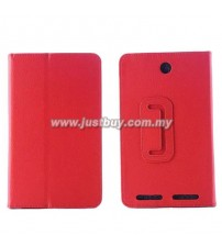 Acer Iconia Tab 7 A1-713 Leather Case - Red