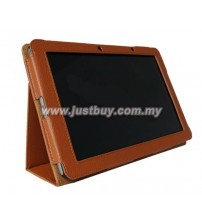 Acer Iconia A510/A511 Leather Case - Brown