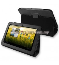 Acer Iconia A200 Leather Case - Black