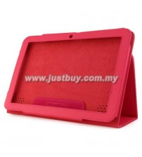 Acer Iconia A200 Leather Case - Red