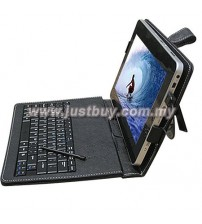 Acer Iconia A500/A501 Keyboard Leather Case
