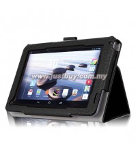 Acer Iconia B1-720 Leather Case - Black