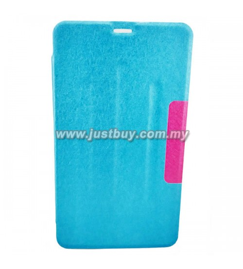 Acer Iconia Talk 7 B1-723 Ultra Slim TPU Flip Case - Blue