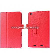 Acer Iconia One 7 B1-730 Leather Case - Red