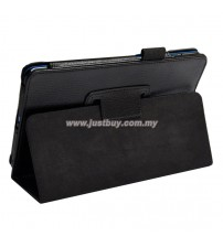 Acer Iconia B1-A71 Leather Case - Black